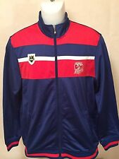 NRL Sydney Roosters YOUTH SIZE 16 Full Zip Track Jacket