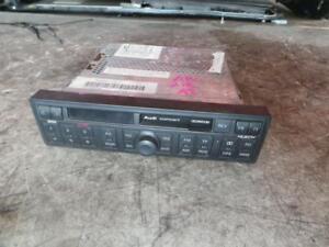 AUDI A3 RADIO/ TAPE PLAYER BLAUPUNKT, 8L, 05/97-05/04