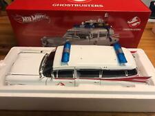 Hot Wheels Colletor Ghostbusters Eto1 Dieast Vehile 118