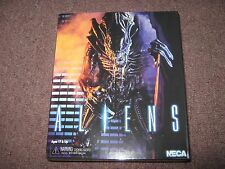 NECA ALIENS XENOMORPH WARRIOR VIDEO GAME ACTION FIGURE 1990 ARCADE APPEARANCE