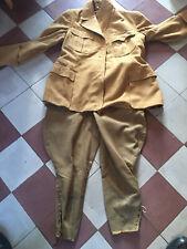 veste et pantalon allemand ww2 SA