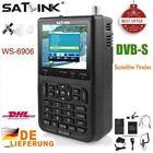 SATlink WS-6906 Satfinder DVBS Digital Data Satellitenfinder Signal Finder Meter