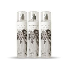 Pitbull Woman Pitbull Body Spray For Women 8.0 oz (PACK OF 3)