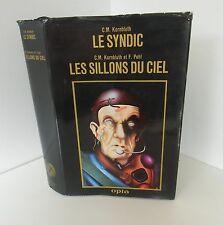 OPTA CLA 66.Le Syndic / Les Sillons du ciel.C. M. KORNBLUTH & Frederik POHL SF4