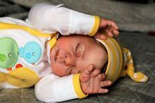 Sweet Amazing Reborn baby doll boy or girl 20'' kit Jacelyn