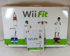 Nintendo Wii Fit Multi Sport Balance Board with Wii Fit Game Disc in Packaging