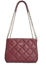 Kate Spade New York Emerson Place Jenia Small Shoulder Bag Cherry/Gold Hardware