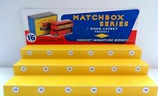 Matchbox Lesney- Moko  product  / Display for Matchbox classic car.