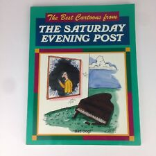 The Best Cartoons from the Saturday Evening Post Book Comic Strips 1993 USA