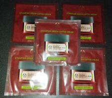 The Body Shop - Crème corps raffermissante ETHIOPIAN GREEN COFFEE 10ml*5