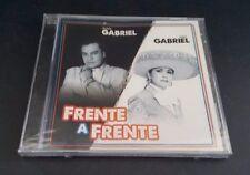 JUAN GABRIEL & ANA GABRIEL / FRENTE A FRENTE / CD / FACTORY SEALED