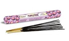 Tulasi 'Purple Rose' Incense Sticks (Pk20) - Insence (G67)