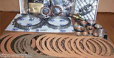 TH350 TH350C Super Master Rebuild Kit Steels Band Filter Bushing Set Modulator
