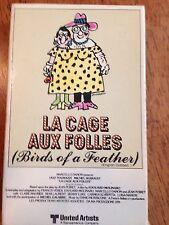 Comedy LA CAGE AUX FOLLES  BETA Cassette Format