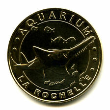17 LA ROCHELLE Aquarium, Poisson-scie, 2010, Monnaie de Paris