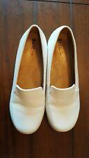 Sole Rite Nurses Shoes NWT WHITE LEATHER Size 10 W