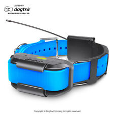Blue Dogtra Pathfinder Collar Gps Tracking and Training Collar Only