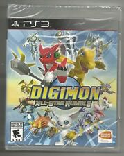 Digimon All-Star Rumble for Playstation 3 New