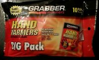 Grabber Hand Warmers (Little Hotties) Box of 20 Hand Warmers Up to 7 Hours