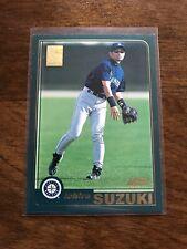 2001 Topps Ichiro Suzuki Rookie Card #726 Ex-nm