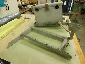 Rangemaster Firewall Battery Box & Support Brackets