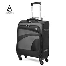 Aerolite 55x40x20 Ryanair Max Allowance 38L Lightweight Carry On Hand Luggage