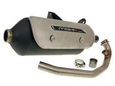 Silenziatore Di Scarico Tecnigas Maxi 4N per Piaggio X8 125 200