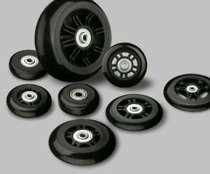 remplacement roue réparation valise roulettes 1 paire outil de bagages Valise