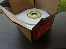 "PRIMA INTERNATIONAL/PI Grinding Wheel Box of 10 ~ 7""x1/4""x1 1/4"" ~ West Germany"