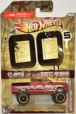 HOT WHEELS THE 2000'S CARS OF DECADES DODGE RAM 1500