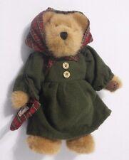 NWT NEW BOYD'S BEARS HEIDI WOODSBEARY TEDDY BEAR PLUSH TOY #918335