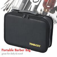 Barber Bag Waterproof Travel Storage Bag Barber Accessories Salon Tools F0J2