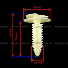 50x Door Trim Panel Retainer Clip Fastener For GMC Chevrolet For GM Truck 363137