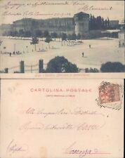 LUGO,IL CASTELLO,PRIMI 900 - EMILIA R.(RA)-ANIMATA/VG  N.45017