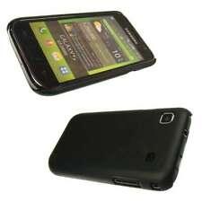 caseroxx Backcover für Samsung i9000 Galaxy S in schwarz aus TPU