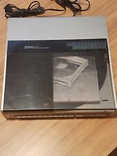 Technics SL-6 Direct Drive Vintage Antique Linear Programmable Turntable System