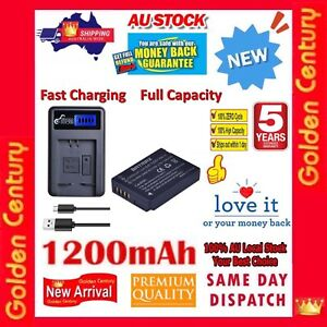 *2021* Battery + USB Charger For Panasonic DMW-BCG10 DMW-BCG10E DMW-BCG10PP
