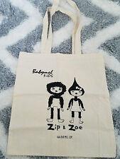 Babymel Kids ZIP & ZOE canvas tote bag