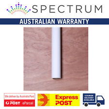 Spectrum White Photography Seamless Paper Roll Backdrop Background (2.7 x 10M)