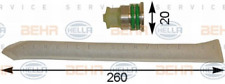 Trockner, Klimaanlage für Klimaanlage HELLA 8FT 351 193-121