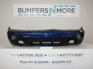 OEM 2002-2005 Chevy Trailblazer/Trailblazer EXT no Fogs no SS Front Bumper Cover