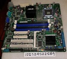 INTEL ASUS P5BV-M/RS100-E5 SOCKET 775   TESTED WORKING 30 DAYS WARRANTY