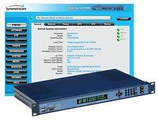 Symmetricom SyncServer S300 GPS NTP Network Time Server Atomic Clock Receiver