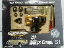 ERTL 1:64 DIE CAST 1941 WILLYS COUPE