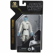 HOT IN STOCK! Star Wars The Black Series Archive Grand Admiral Thrawn 6-Inch AF