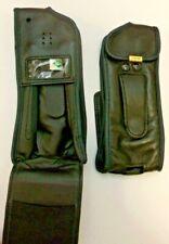 BRICK PHONE Black Leather Case for FLIP Retro Mobile Phones