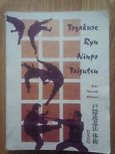 Togakure Ryu Ninpo Taijutsu Densho - Bujinkan - Genbukan - Massaki Hatsumi