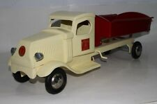 1930's Steelcraft Turner Mack Dumptruck, Restored