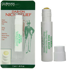 Clubman Pinaud Dab On Styptic Nick Relief 7ml / .25oz