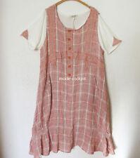 Den Sommer Damenkleider in Größe 48